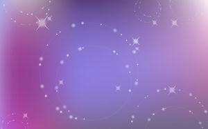 Bright purple ios wind HD background picture