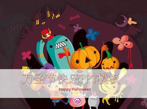 Halloween happy - Halloween ppt template