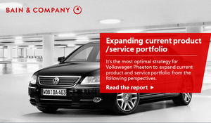 Volkswagen Vehicle Service Description ppt template